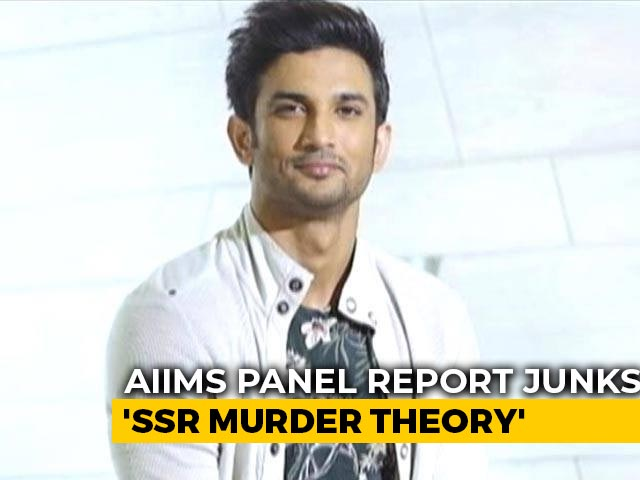 Video : Sushant Singh Murder Theory Junked: Godi Media In Denial?