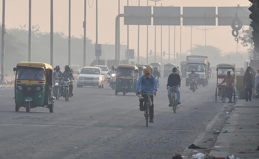Former Chief Secretary of Delhi To Head Panel On Air Quality Management