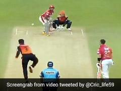 IPL 2020: निकोलस पूरन के बल्ले ने बरसाई आग, ठोक डाले 5 गेंद पर 28 रन - देखें Video
