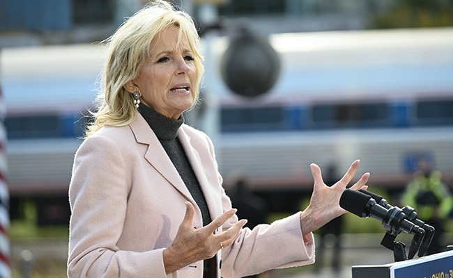 Jill Biden, Professor: A Chance To Transform The Role Of US First Lady