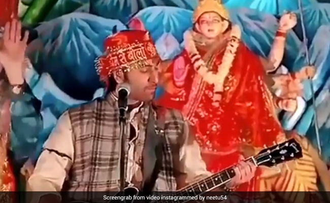 Navratri 2020: Neetu Kapoor Heralds Festive Season By Sharing This Clip Of Ranbir Kapoor From Rockstar