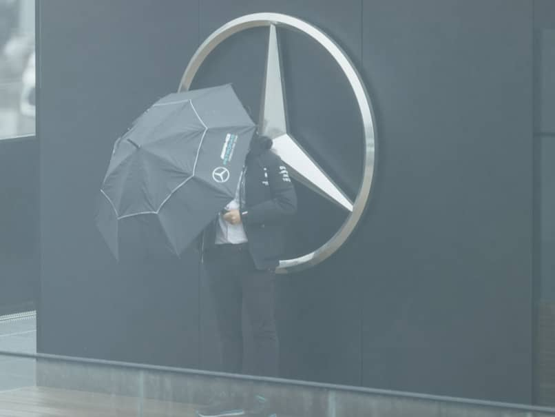 Mercedes Isolate 6 More Staff After Second Positive COVID-19 Test