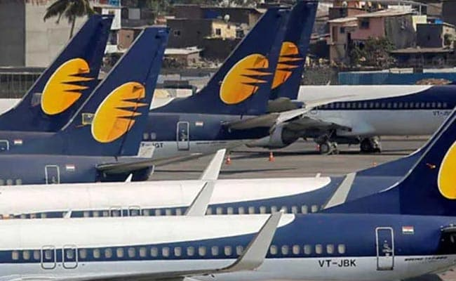 Jet Airways Locked In Upper Circuit For 8th Day In A Row; Creditors Agree To New Owners