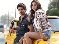 <I>Khaali Peeli</i> Movie Review:  Ananya Panday, Ishaan Khatter's Film Is A Soggy Affair
