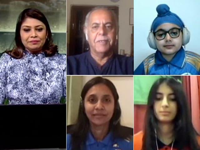 Video : How Far Can Pollard Take Mumbai? Fans Debate