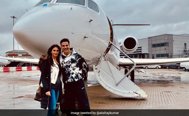 Mission Bell Bottom Accomplished, The Next Stop On Akshay Kumar's Itinerary Is...