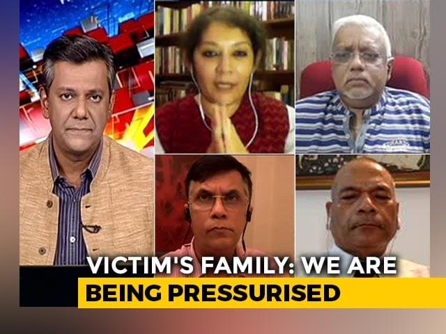 Video : Hathras Victim's Family: Under Pressure to Close Case