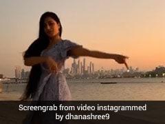युजवेंद्र चहल की मंगेतर ने Dhanashree ने Beach पर किया 'लैला' सॉन्ग पर धमाकेदार डांस, Video ने मचा दी धू्म