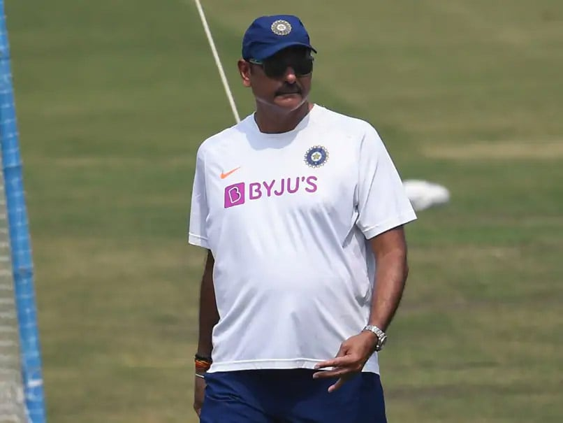 Ravi Shastri And India Coaching Staff Enter Bio-Bubble After Arriving In UAE: Report