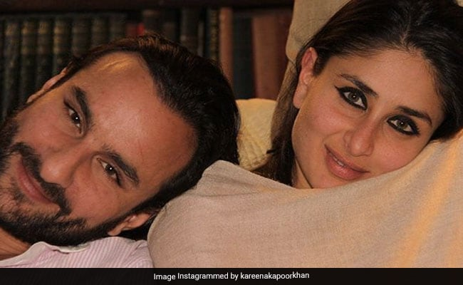 'To Eternity And Beyond': From Kareena Kapoor To Saif Ali Khan On 8th Wedding Anniversary