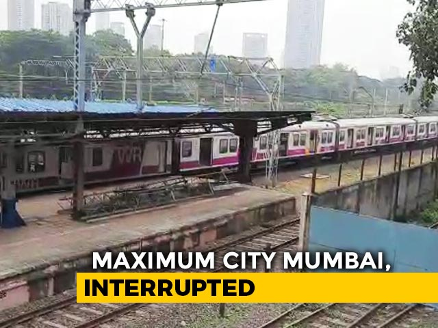 Video : Mumbai Power Outage: Power Back In Mumbai, Train Services Fully Restored