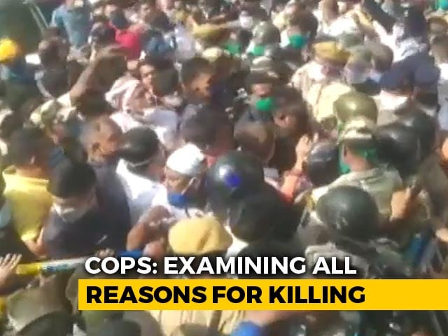 Video : Trinamool Points Finger At BJP MP Over Killing Of Party Leader Shot 19 Times