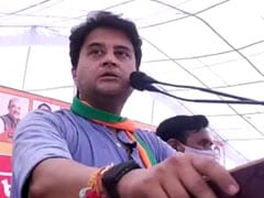 "Jyotiraditya Scindia Questions Sonia Gandhi's Silence Over ""Item"" Jibe"
