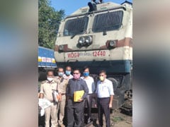 After Elephant Calf Dragged On Tracks For 1 Km, Assam Seizes Train Engine