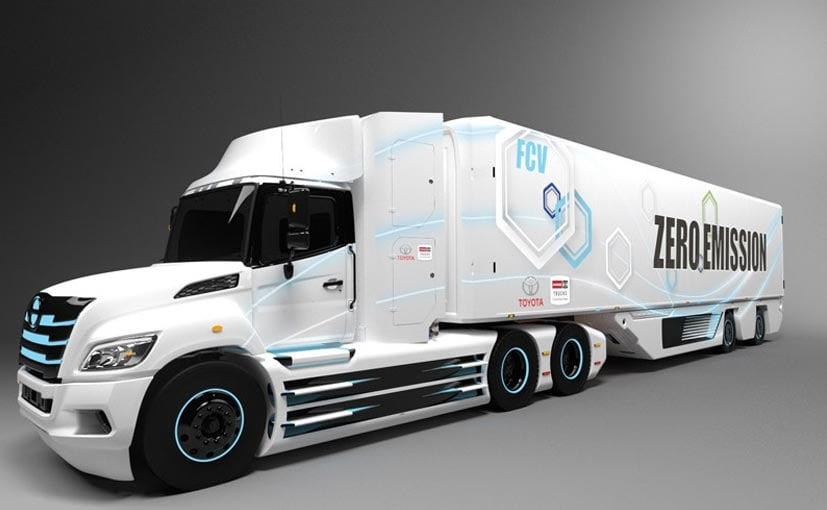 The first showcase of the truck is expected to arrive in the first half of 2021.