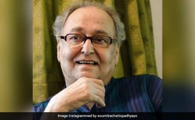 Soumitra Chatterjee, COVID-19 Positive, In 'Drowsy, Confused State': Doctor