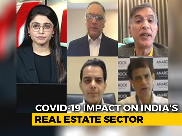 Video : COVID-19 Impact On India's Real Estate Sector
