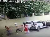 Video : Video Shows Haryana Woman's Murder Outside Her College, Accused Arrested