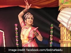 Renowned Kuchipudi Dancer Sobha Naidu Dies In Hyderabad Hospital