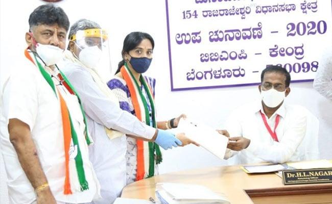 Congress, BJP, JDS In 3-Way Battle In Bypoll For Karnataka Assembly Seat