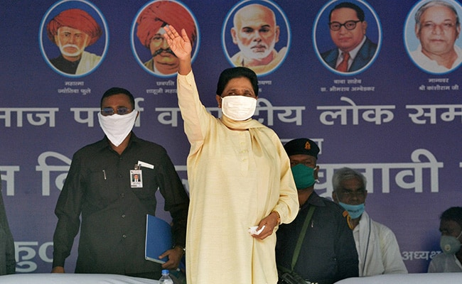 Mayawati Asks Party To Celebrate Her Birthday With 'Simplicity'