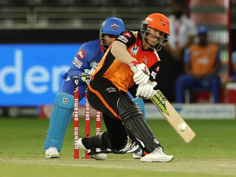 "IPL 2020, SRH vs DC: ""Took Responsibility At The Top,"" Says David Warner After Match-Defining Knock"