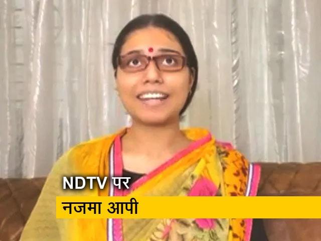 Videos : सलोनी गौर ने दिया लोगों को स्वच्छता संदेश