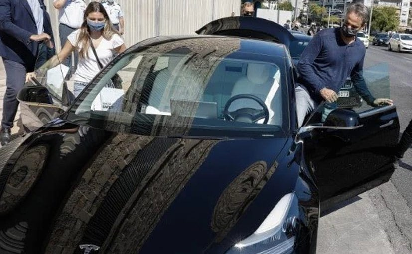 The Greek PM has also introduced a tax incentive to promote EVs in the country.