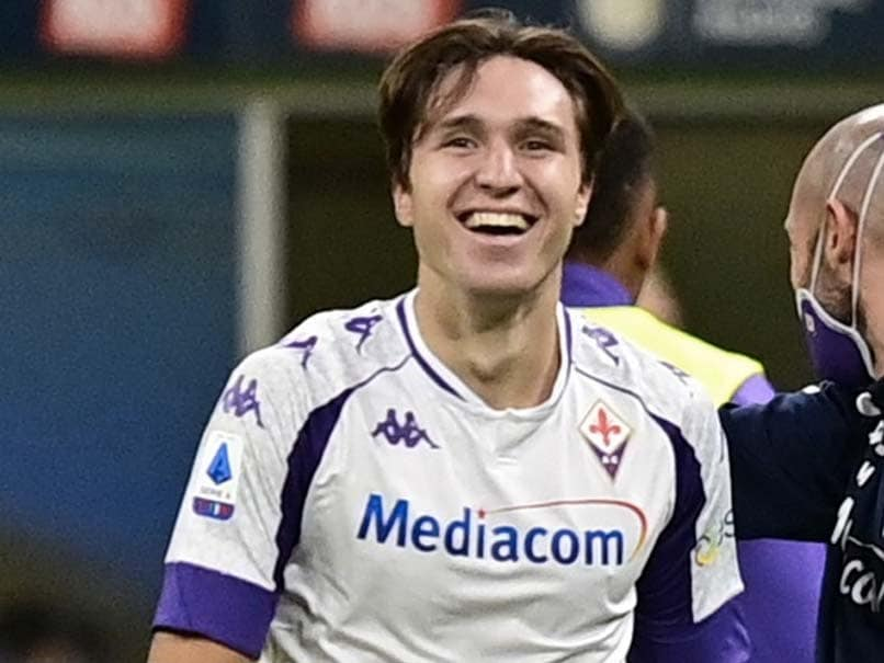 Italy Winger Federico Chiesa Joins Juventus In 60 Million-Euro Deal
