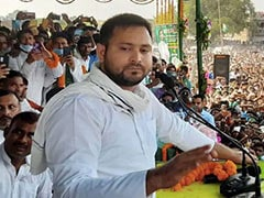 Nitish Kumar Mentally Tired, Can't Handle Bihar: Tejashwi Yadav