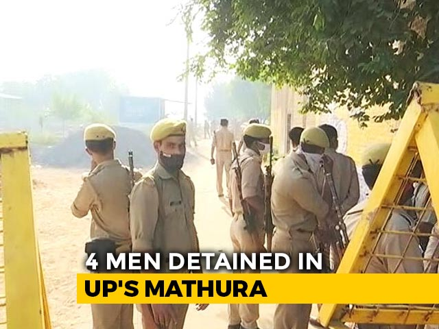 Video : Kerala Journalist, 3 Others Arrested By UP Police On Way To Hathras