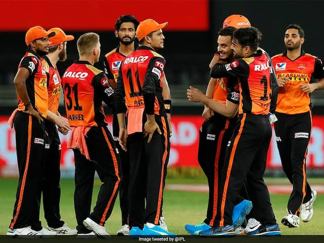 IPL 2020 Points Table: SRH Climb To Fourth Place After 7-Run Win Over CSK