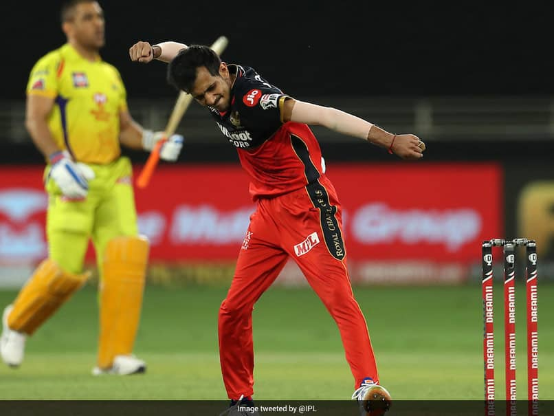 """IPL 2020: """"Decided To Take Chance"""" Against MS Dhoni By Bowling Full And Wide, Says Yuzvdenra Chahal"""