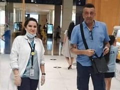After Pic Of Sanjay Dutt Goes Viral, Fans Wish Him A Speedy Recovery