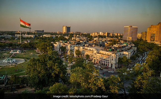 20-Crore Rupee Smog Tower In Delhi's Connaught Place To Be '1st-Of-Its-Kind': Arvind Kejriwal