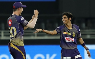 Youngsters Shine As KKR Thrash RR By 37 Runs