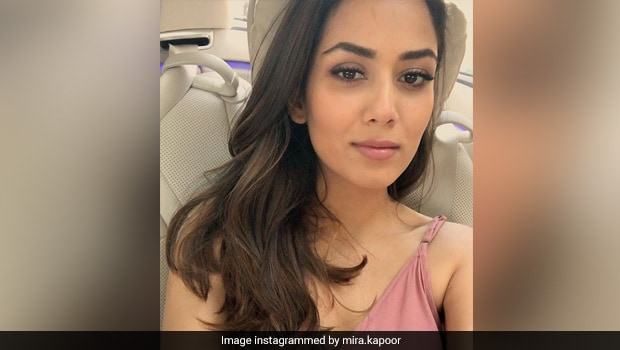 Mira Kapoor's Healthy Barley Wrap Is Loaded With Good Taste And Nutrition (See Pic)