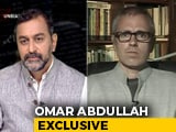 "Video : ""Turn 4G Connections On If Stage Of Anger In J&K Has Passed"": Omar Abdullah"