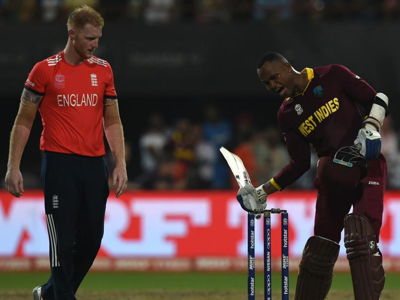 Marlon Samuels gets personal with Ben Stokes in abusive, derogatory post