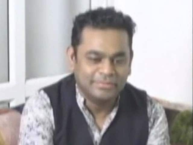 Changing My Name helped Me Reinvent Myself: A.R. Rahman