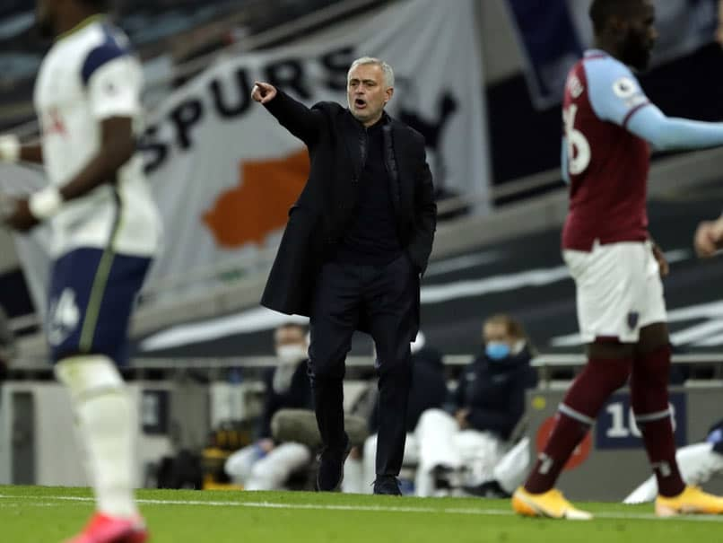 Jose Mourinho Questions Tottenham Hotspurs Mental Strength After West Ham Collapse