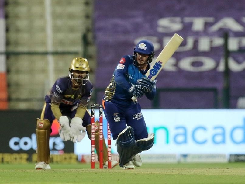 IPL 2020, MI vs KKR: Mumbai Indians Not Thinking About Playoffs Yet, Says Quinton De Kock