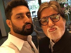 """Abhishek Bachchan, Called """"Product Of Nepotism"""", Hits Back At Trolls One Tweet At A Time"""