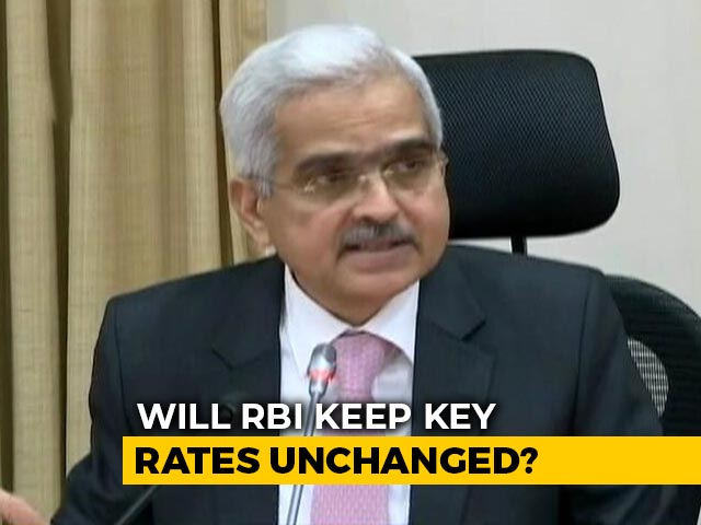 Video: Will Rates Be Paused? Shaktikanta Das-Led RBI To Announce Policy Today