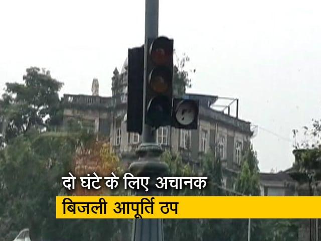 Videos : रवीश कुमार का प्राइम टाइम : बत्ती गुल से मुंबई में रुक गई रफ्तार