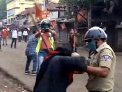 Protest In Kolkata After Sikh Man's Turban Fell Off During Clash With Police