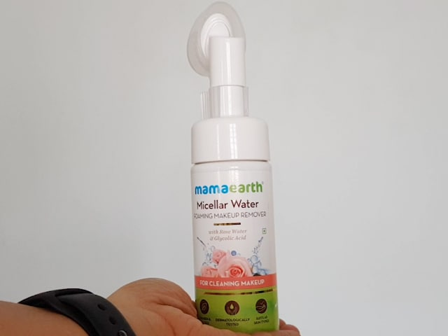 Video : Skin Care Review: Mamaearth Micellar Water Foaming Makeup Remover