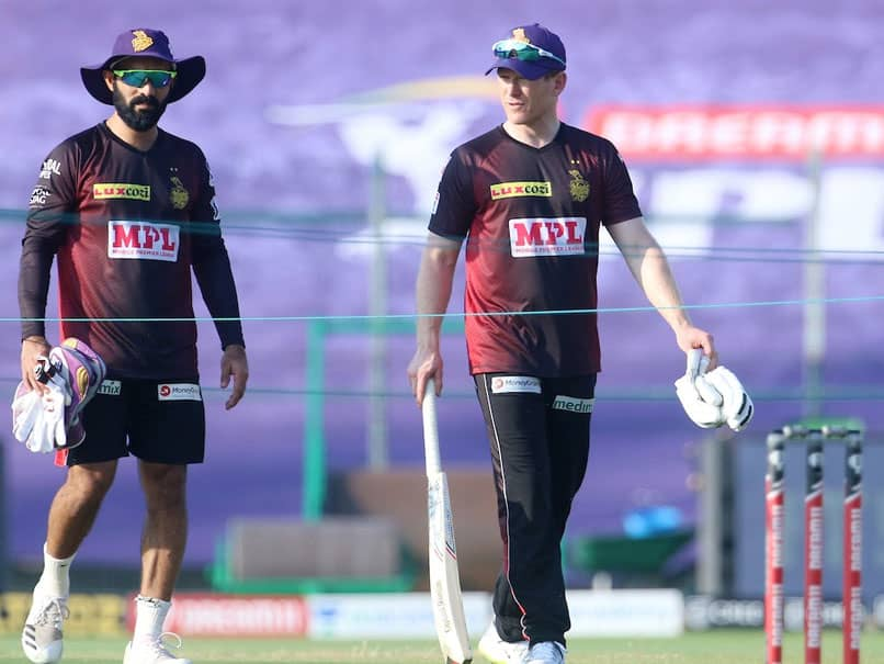 IPL 2020, MI vs KKR: Eoin Morgan Reveals There Will Be Smooth Transition Of Leadership From Dinesh Karthik