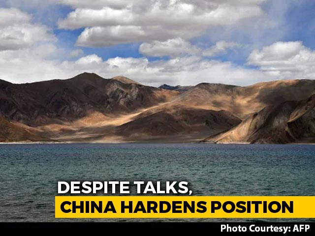 "Video : India-China Military Talks ""Positive, Constructive"": Joint Statement"