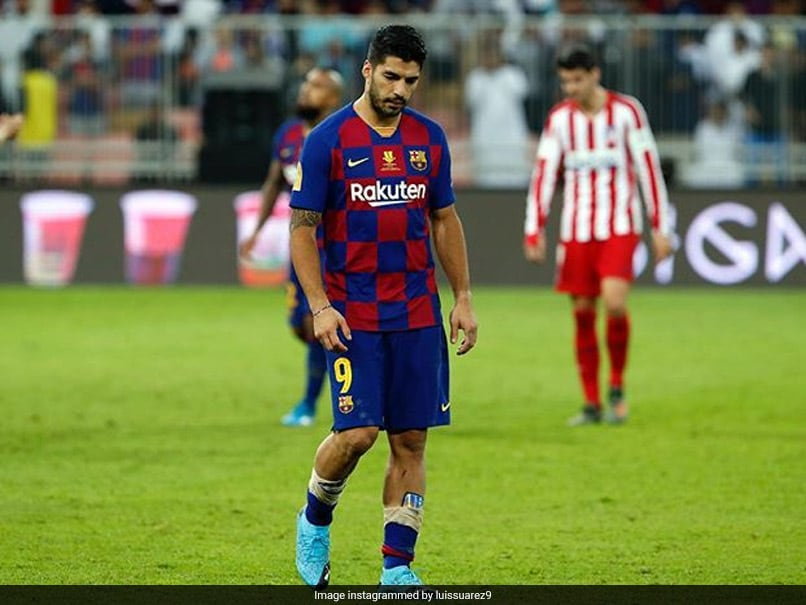 Luis Suarez Admits He Cried Due To Barcelonas Treatment During Atletico Madrid Transfer